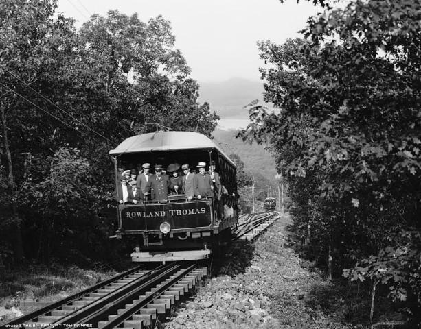 Train, Mt. Tom Top